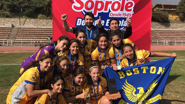 Boston College Farfana va al Mundial Escolar Serbia 2019